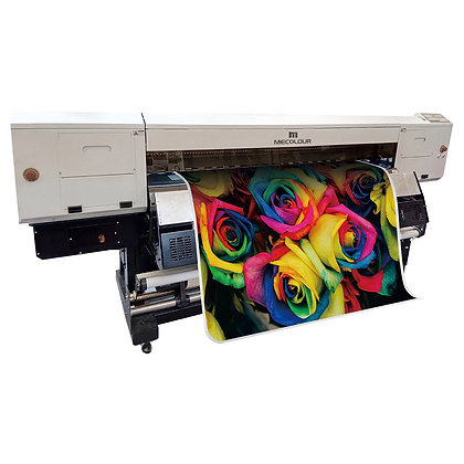 ME-1800FHT 1.8m sublimation printer with four Epson DX5 heads