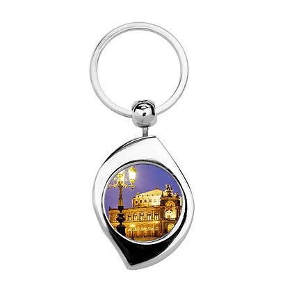 Metallic Keychain for sublimation