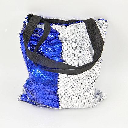 Sublimation Flip Sequins Double Layer Tote Bag