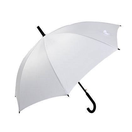 23inch White Sublimation Umbrellas