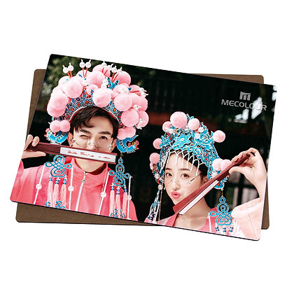 3mm thickness 400x285mm  Sublimation Blanks MDF Board