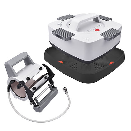2 in 1 Hobby Heat Press Machine