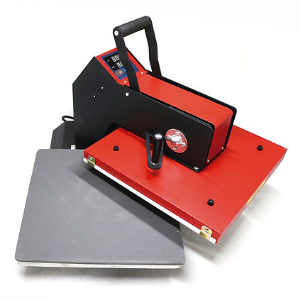 38x38cm Heat Press with rotating shaft