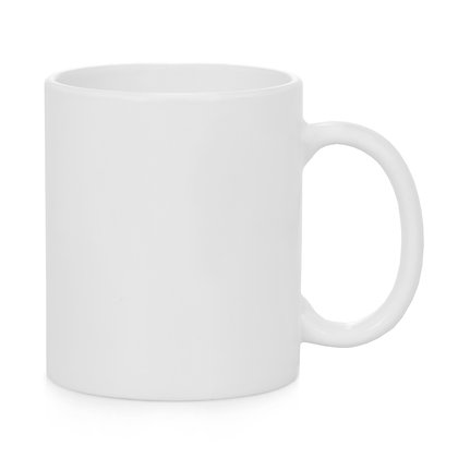 11oz reinforced Mecolour Ceramic Mug