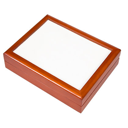 """6""""x8"""" Jewelry Box for sublimation"""