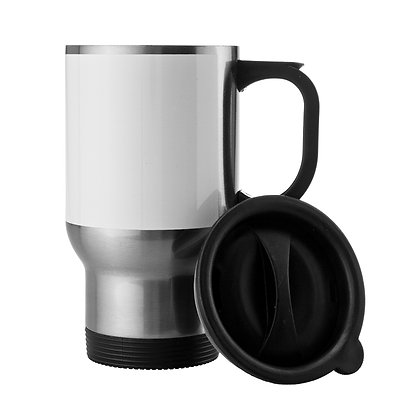 14oz Stainless Steel Travel Mug for sublimation