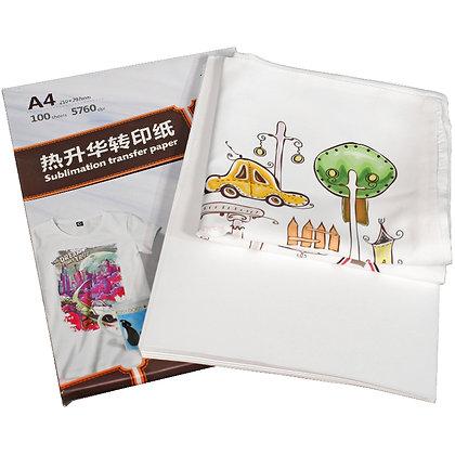 A3 & A4 100gsm Transfer Paper