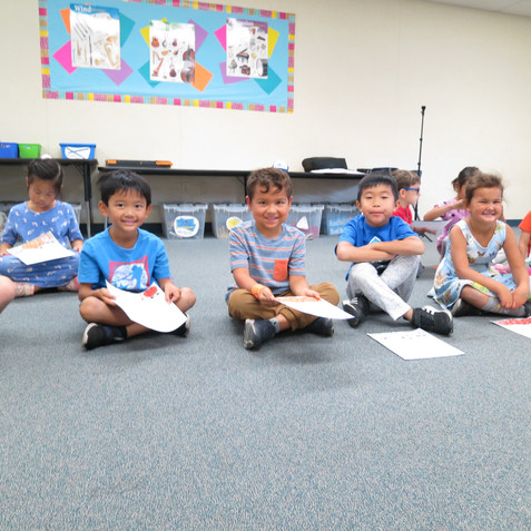 Maestro Music Elementary School Classes