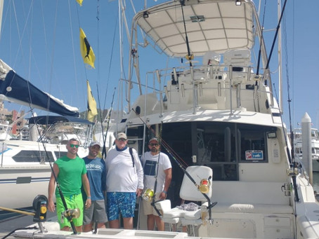5 Reasons to Go with a Luxury Sportfishing Charter - Go Deep Go Cabo