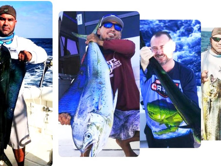 Enjoy thrilling Sport Fishing Adventures with Go Deep Go Cabo