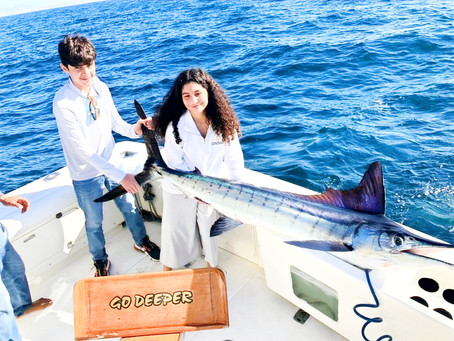 Best Time to Fish In Cabo San Lucas, Mexico - Go Deeper