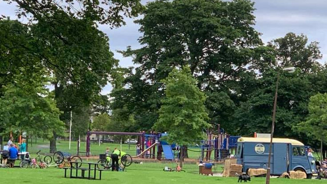 Parent Recommended Playgrounds In & Around Edinburgh