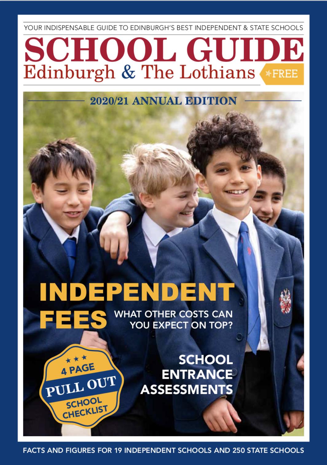 School Guide 2020/21 - Digital edition