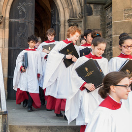 Why be a chorister at St Mary's Music School?