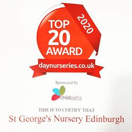 St George's School for Girls Nursery