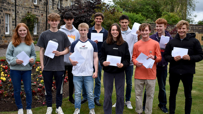 St Leonards students excel with outstanding IB exam results