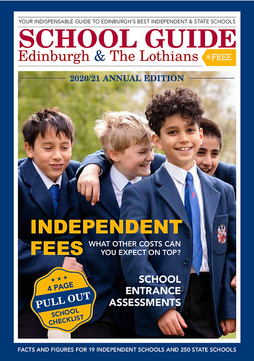 School Guide, Edinburgh & the Lothian's 2020/21