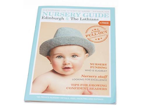 Nursery Guide Magazine