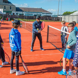 Tennis Open Events for: 2 yr olds - to adults