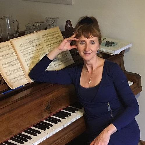 Piano Teacher: Alla Norrie