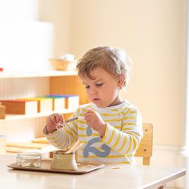 Casa Montessori Nursery