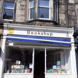 Where to find pristine, secondhand children's books in Edinburgh
