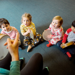 Weekly Music Classes at St Mary's Music School