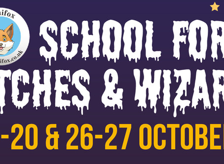 Conifox School of Witches & Wizards