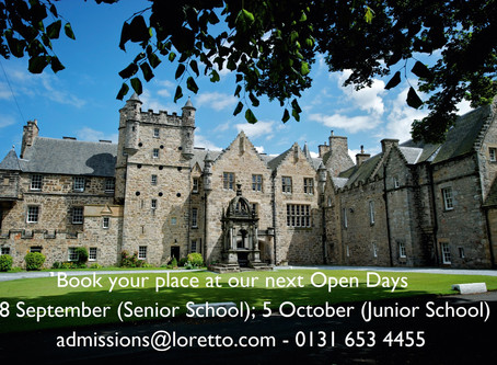 Gain a real insight into life at Loretto School