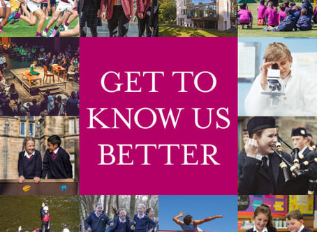 Fettes Open Day 2019-Sunday 13th October