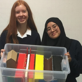 A Big Bang Win for Girls in Science at St George's