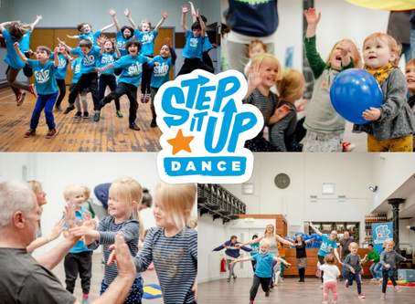 October Camp with Step It Up Dance