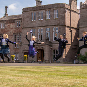 Strathallan pupils excel in SQA Highers