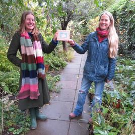 Book Review: The Guinea Pig Gardeners by Caroline Pankhurst