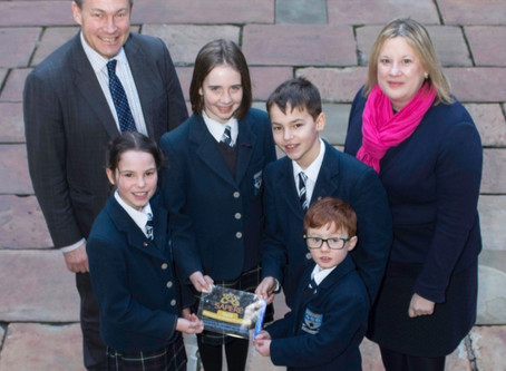 Gold Sapere award: a first for Scotland