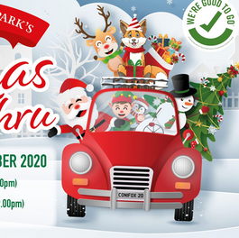 Conifox Christmas Drive-Thru Experience