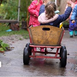 Steiner Waldorf preschooling offered free to parents.