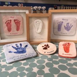 Takeaway Kits - from Doodles Ceramics