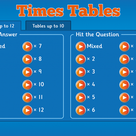 How do children learn their times tables…and how should they?