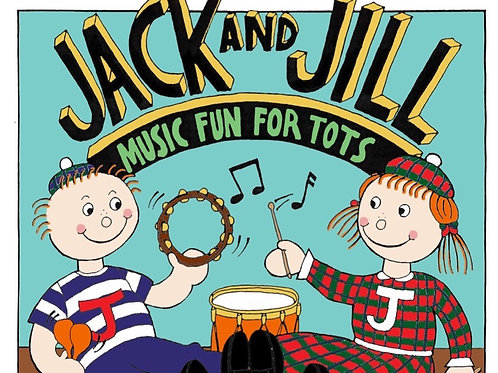 Jack and Jill Music Classes for Babies and Toddlers