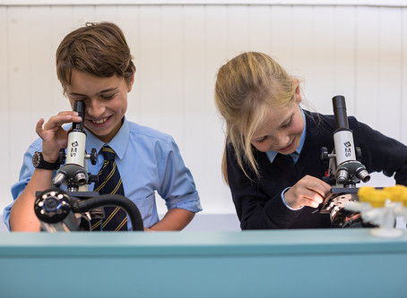 Cargilfield Open Morning on Friday 4th Oct