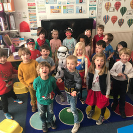 The Compass School Raises Over £1700 For Children In Need