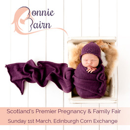 Pregnancy & Family Fair coming to Edinburgh this March