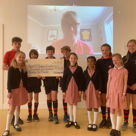 The Compass SchoolRaises Over £2600 For 'My Name'5 Doddie'!