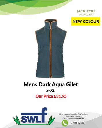 Mens Dark Aqua Gilet-01.png