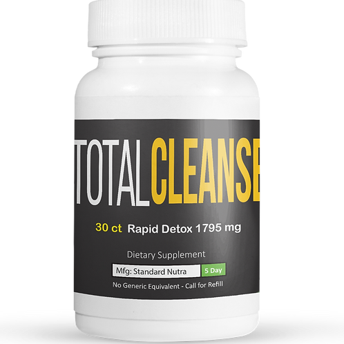 Total Cleanse 5 Day Detox