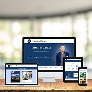 When searching for a new career opportunity, a resume website helped Christian stand out and land his an amazing job!