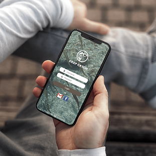 A fishing mastermind right at your fingertips. This conceptual app would be the best thing on a drizzly rainy morning or an afternoon in the canoe!