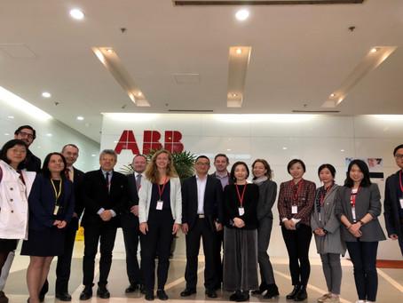 ABB Robotics R&D in China