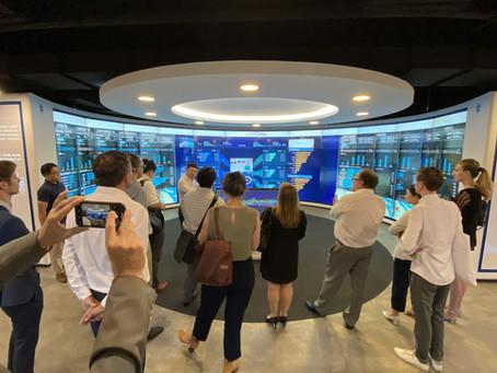 Visit To Shanghai Data Exchange Corp.